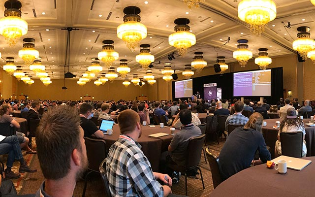 Visiting ElixirConf US 2017